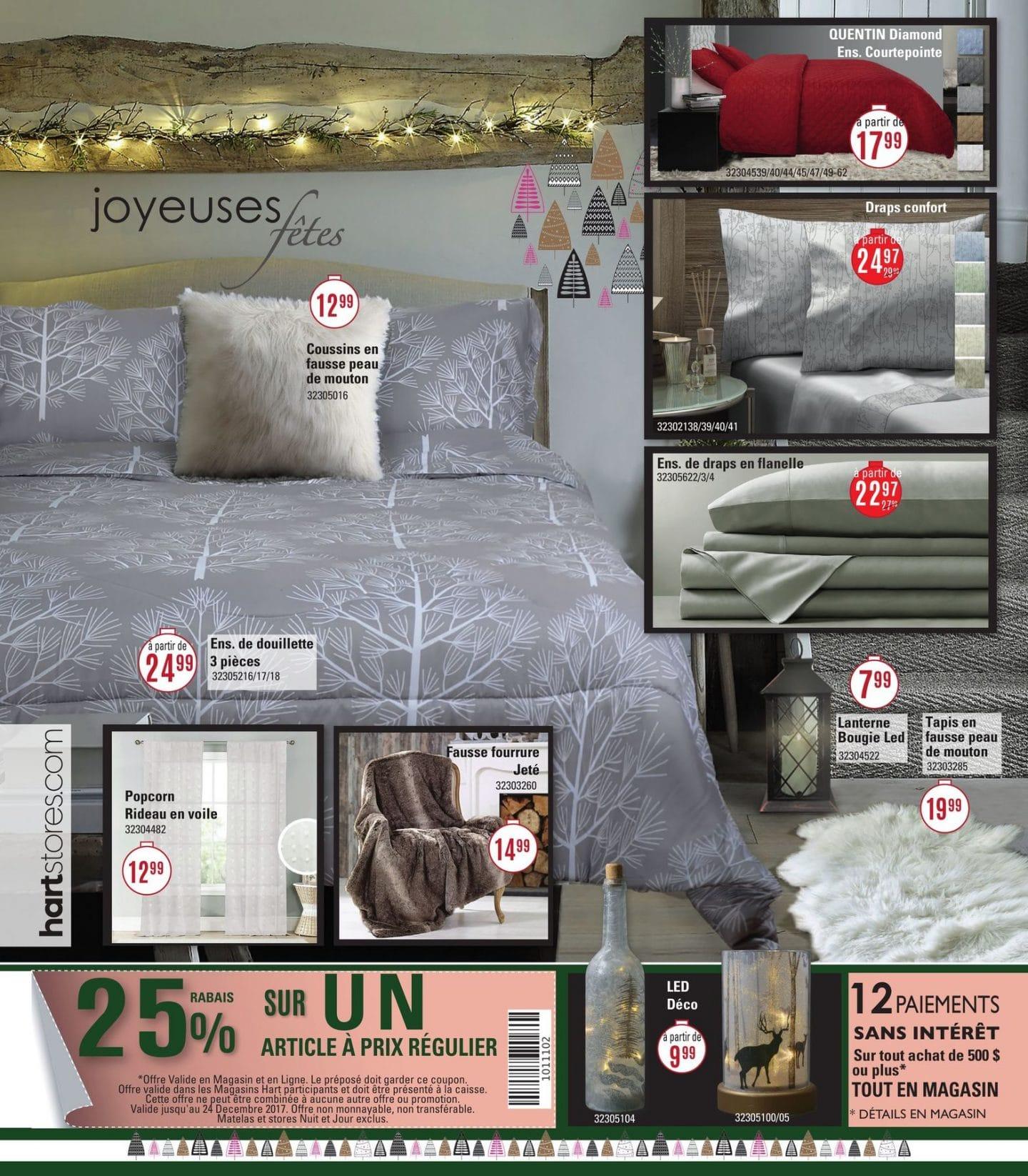 Circulaire hart 1 novembre 24 d cembre 2017 catalogue for Catalogue costco en ligne